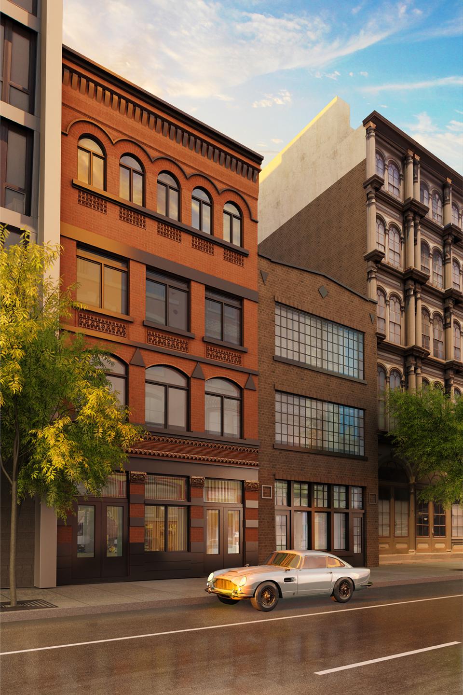 Current Development - 115 Arch Street - Astoban Realty Group (ARG) - Philadelphia, PA - Luxury Condominiums