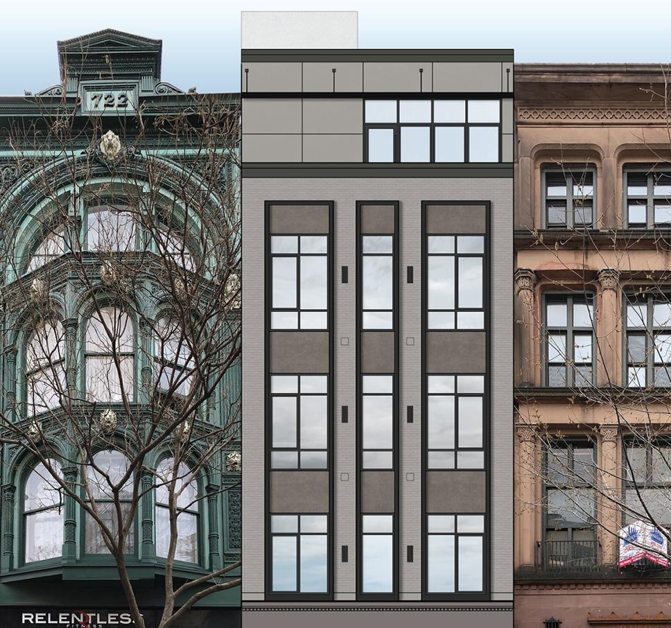 Current Development - 724 Chestnut Street - Astoban Realty Group (ARG) - Philadelphia, PA - Luxury Condominiums