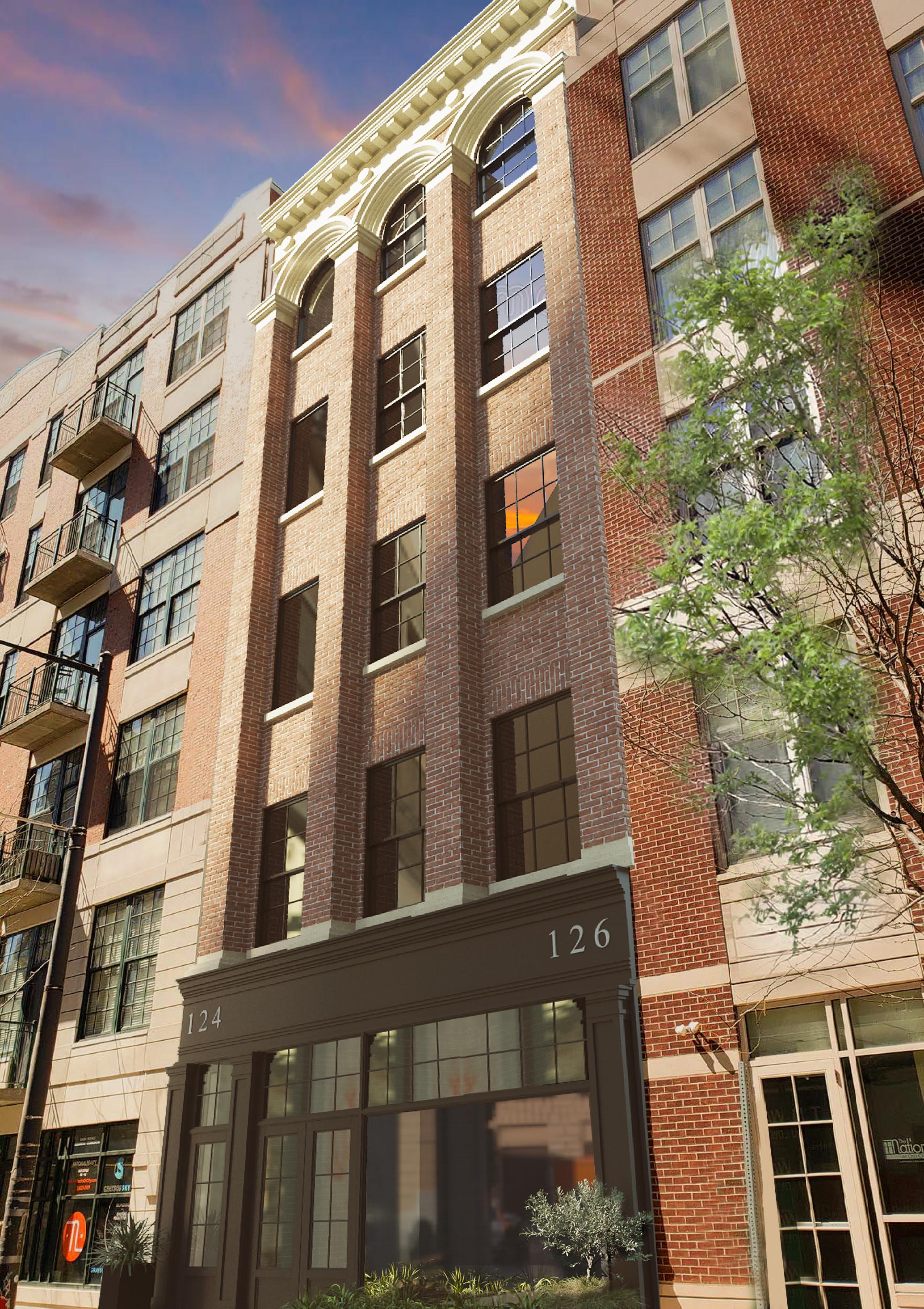 Current Development - 124 North 2nd Street - Astoban Realty Group (ARG) - Philadelphia, PA - Luxury Condominiums