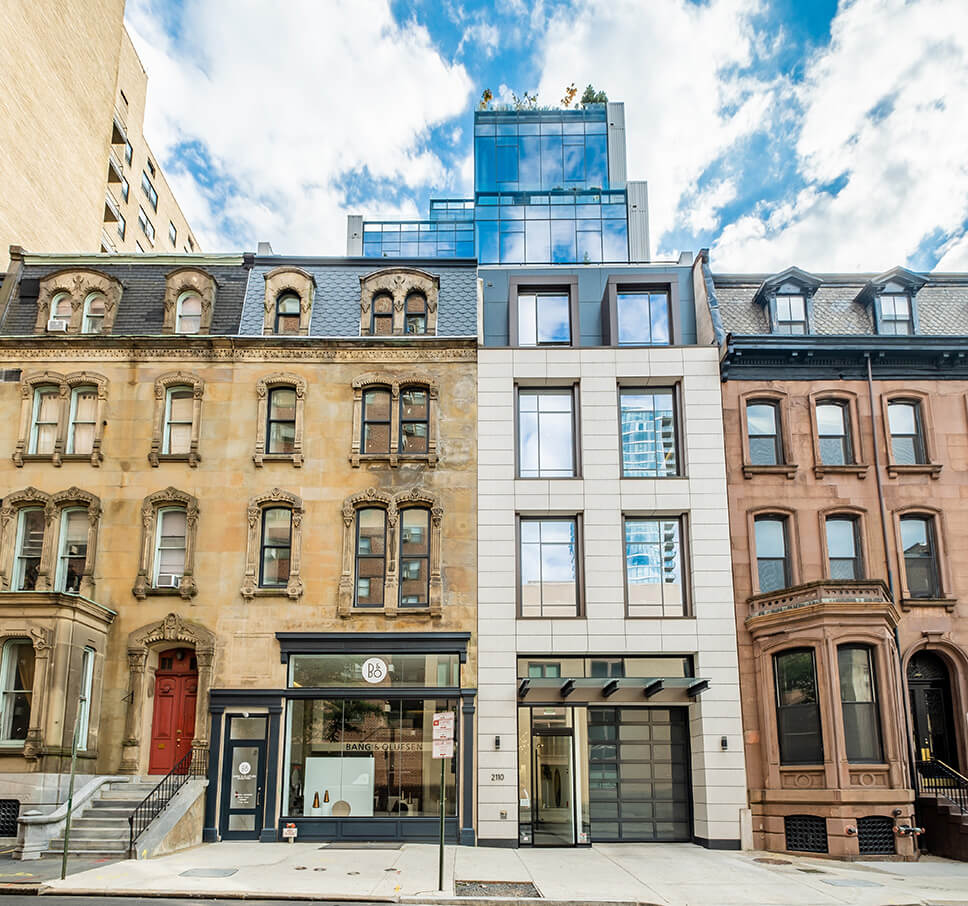 Current Development - 2110 Walnut Street - Astoban Realty Group (ARG) - Philadelphia, PA - Luxury Condominiums